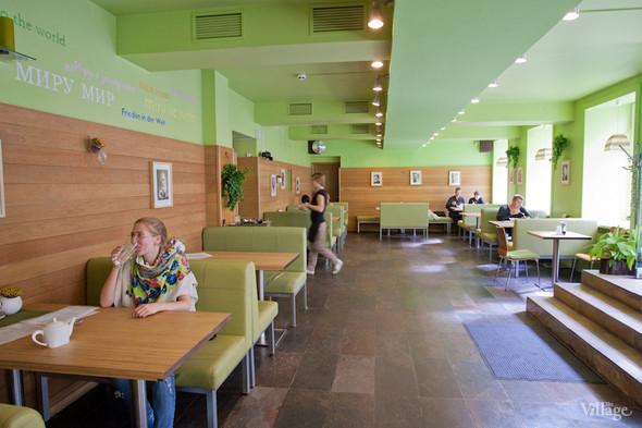 В Петербурге открылось вегетарианское кафе. Изображение № 1.