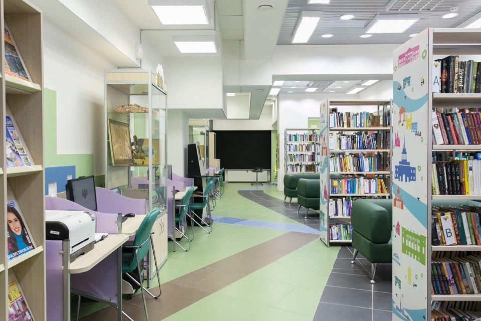 Как устроена детская библиотека нового типа. Изображение № 11.