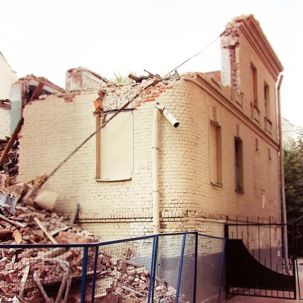 В зоне риска: жилой дом в Большом Козихинском переулке. Изображение № 10.