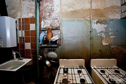 Изображение 82. Общественное пространство: петербургские коммунальные квартиры.. Изображение № 19.