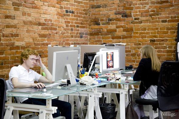 Офис недели: Progression. Изображение № 32.