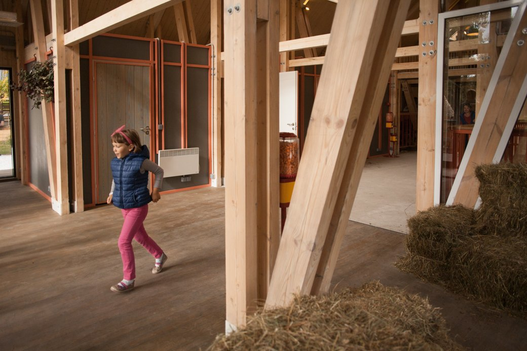 Меха на ВДНХ: Как устроена первая городская ферма. Изображение № 9.