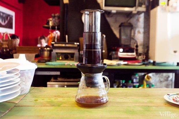 Рецепты шефов: 4 альтернативных способа заваривания кофе. Изображение № 5.