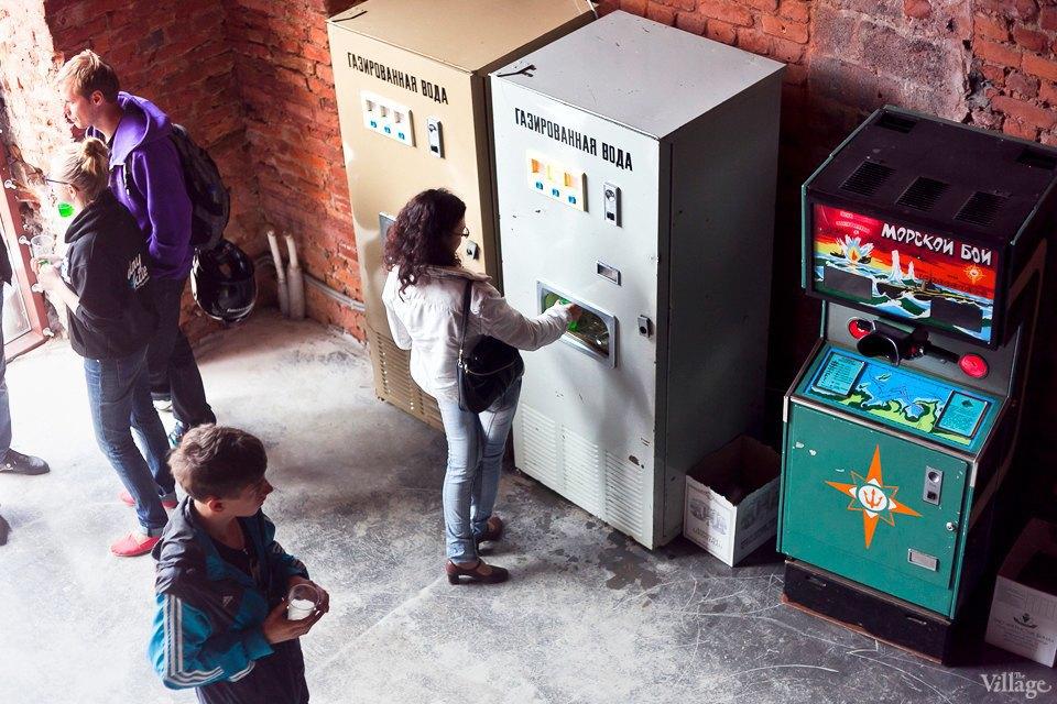 Люди в городе: Первые посетители «Музея советских игровых автоматов». Изображение № 1.