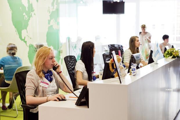 Офис недели (Москва): English First. Изображение № 28.