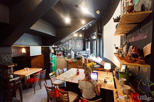 Новое место: Кофейня «ДоМоД». Изображение № 8.