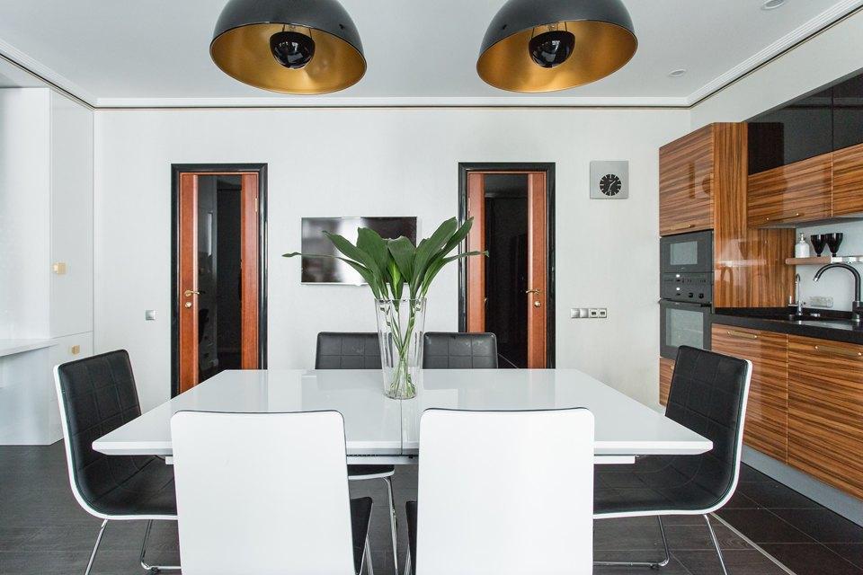 Трёхкомнатная квартира для большой семьи вВидном. Изображение № 3.