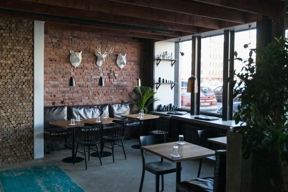 Ресторан «Вкус есть» нанабережной Фонтанки. Изображение № 12.
