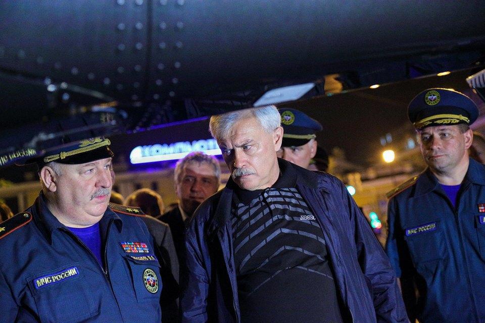 Учения в петербургском метро по сценарию московской катастрофы. Изображение № 28.