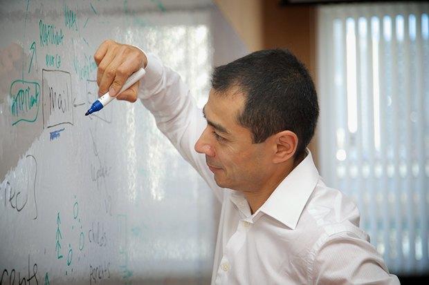 Давид Ян— отом, как создал IT-компанию, открыл несколько ресторанов иразработал систему питания. Изображение № 2.