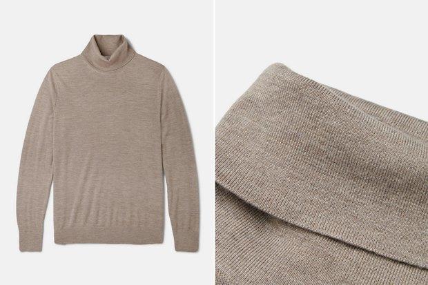 21 тёплый икрасивый мужской свитер. Изображение № 8.