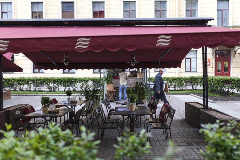 Кафе Luigi на Невском проспекте . Изображение № 9.