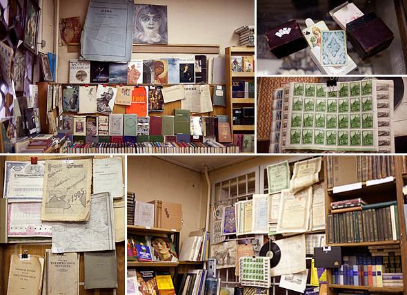 Книжный мир: 6 букинистических магазинов в Петербурге. Изображение № 11.