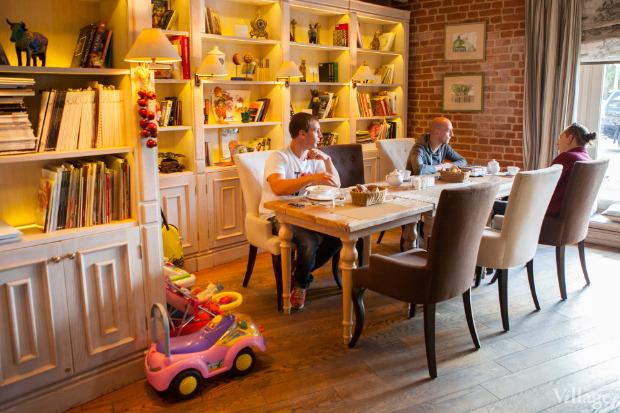 Любимое место: Виктор Майклсон о ресторане «Латук». Изображение № 2.