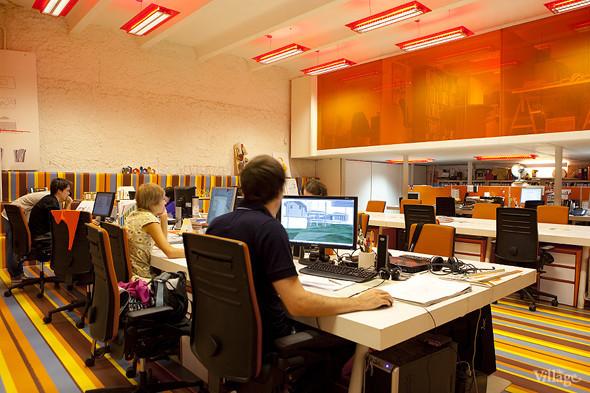 Офис недели (Москва): Pole Design. Изображение № 7.