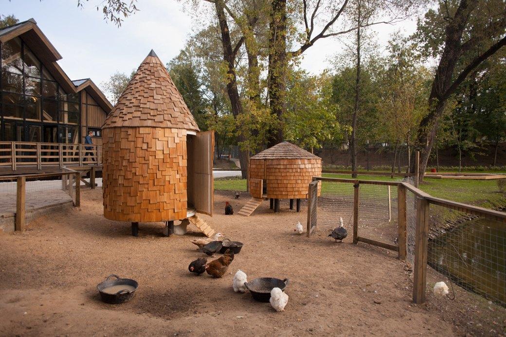 Меха на ВДНХ: Как устроена первая городская ферма. Изображение № 13.