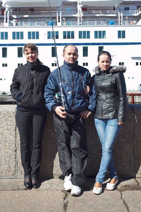 Люди в городе: Рыбаки Петербурга. Изображение № 20.