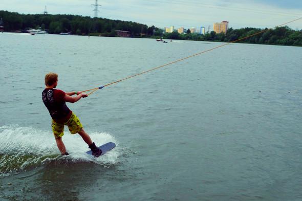 Изображение 5. Место под солнцем: 4 песчаных пляжа в Москве.. Изображение № 4.