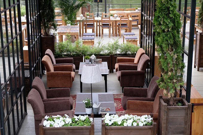 На ВДНХ открылось кафе «Лето» . Изображение № 2.