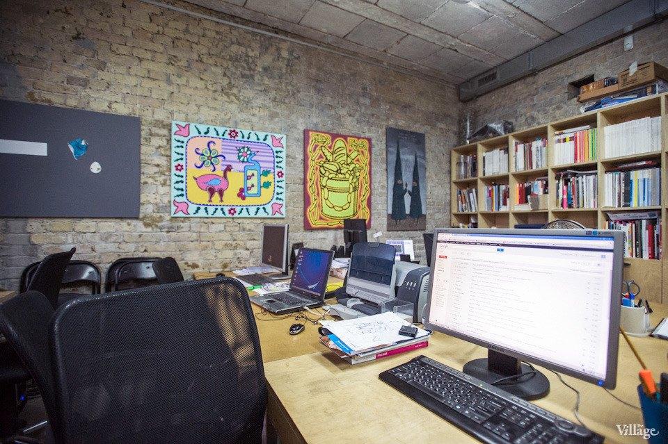 Офис недели (Киев): «Я Дизайн». Изображение № 9.