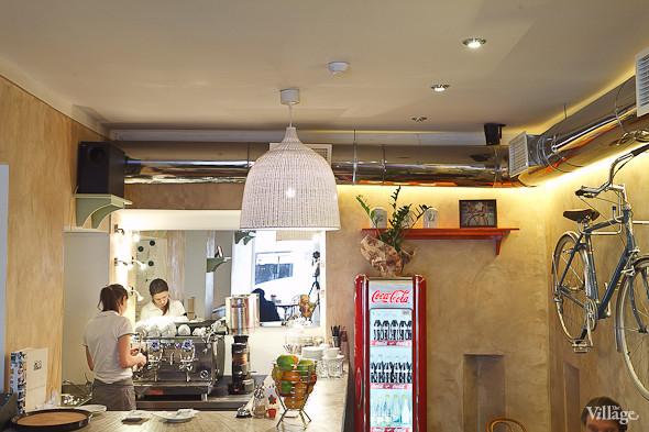 Новое место (Петербург): Caffe Centrale. Изображение № 20.