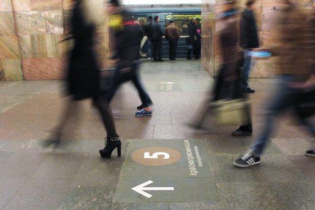 Навигация нового типа вмосковском метро. Изображение № 4.