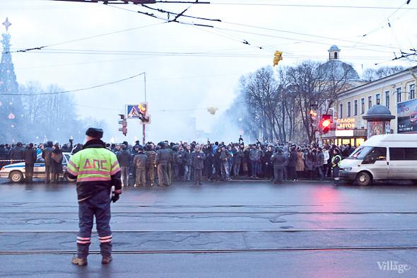 Онлайн-трансляция (Петербург): Митинги за честные выборы. Изображение № 12.
