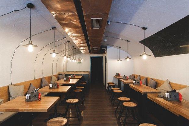Новый ресторан Новикова, одесская кухня и доставка еды из ресторанов за 99 рублей. Изображение № 5.