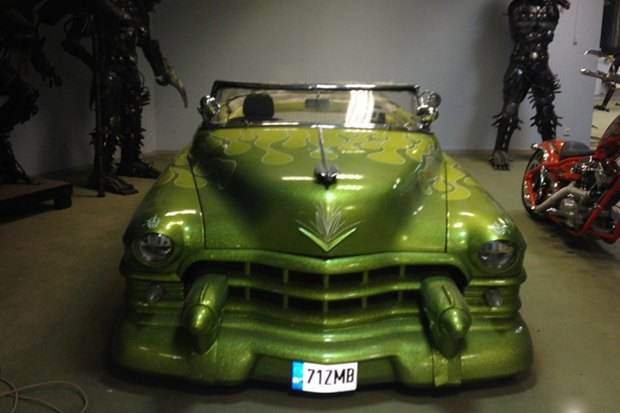 В Петербурге откроется «Музей восстания машин». Изображение № 4.