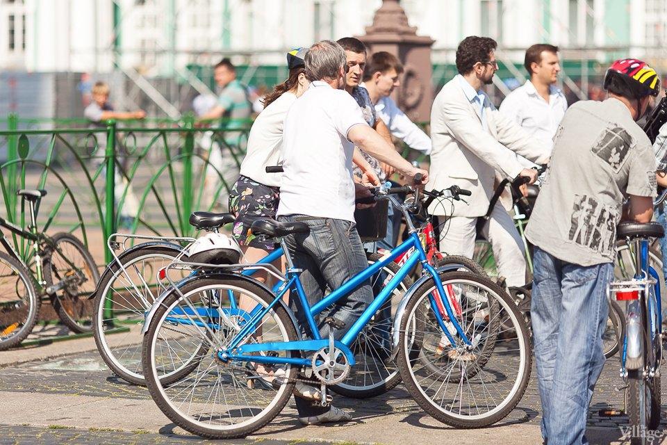 Где наши мигалки: Как петербургские депутаты пересели на велосипеды. Изображение № 17.