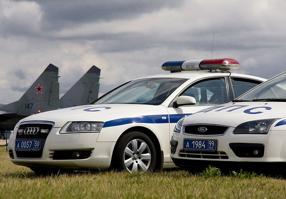 Московскую полицию вооружат алколазерами. Изображение № 1.