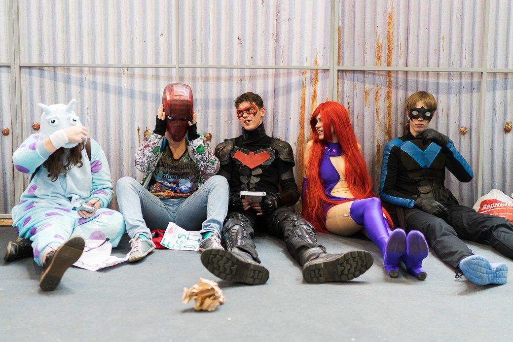 Фрики и гики: Как прошёл второй московский Comic Con. Изображение № 32.