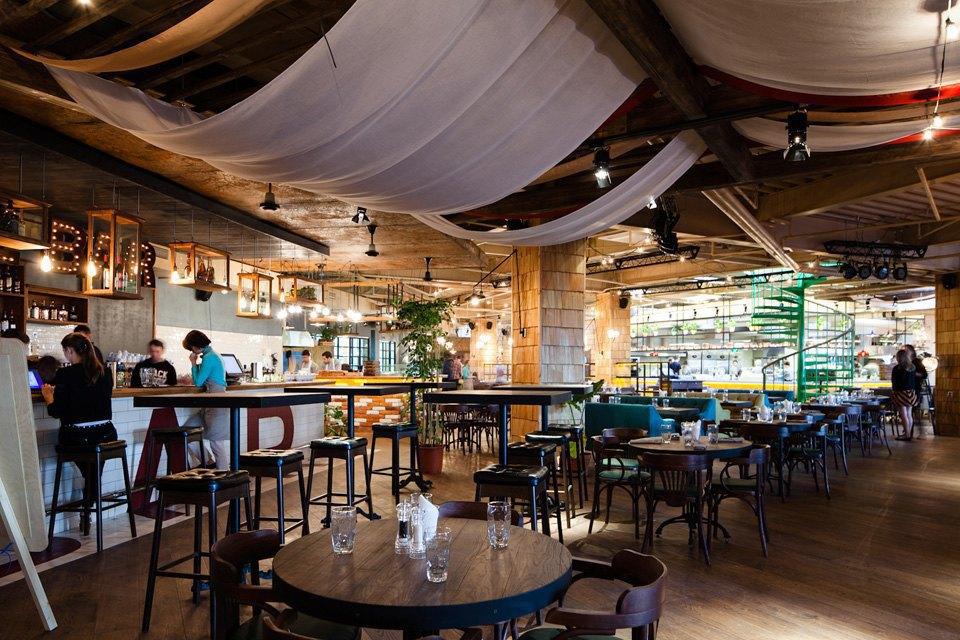 Ресторан «Большая кухня» в«Галерее». Изображение № 4.