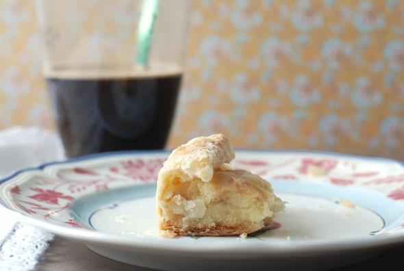 Яблочный пирог с миндальным кремом. Изображение № 3.