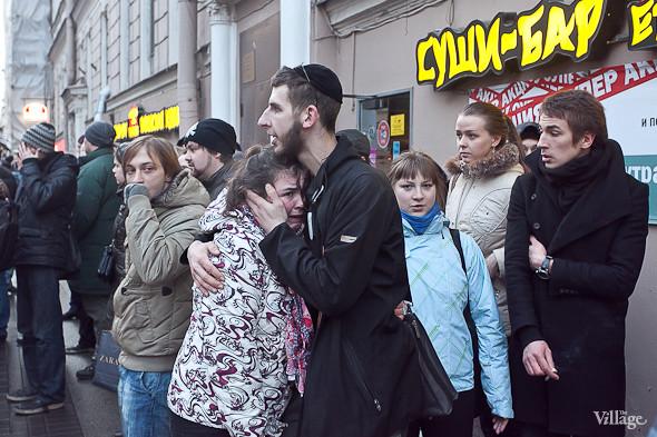 Фоторепортаж: Митинг 5 марта на Исаакиевской площади. Изображение № 31.