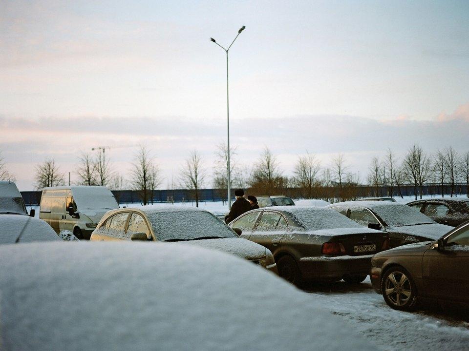 На районе: Василеостровский глазами Олега Савунова. Изображение № 16.