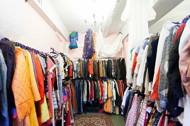 Гид по секонд-хендам и винтажным магазинам: 11 мест в Петербурге. Изображение № 4.