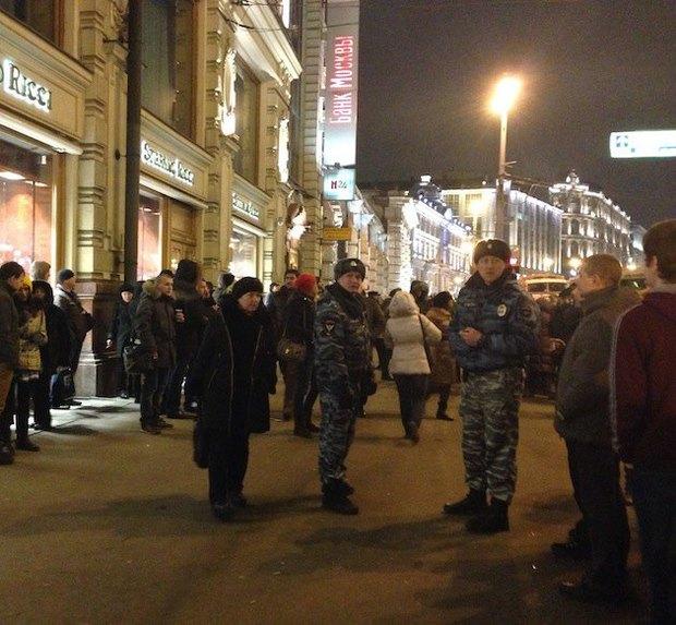 Митинг в поддержку фигурантов «Болотного дела». Изображение № 6.