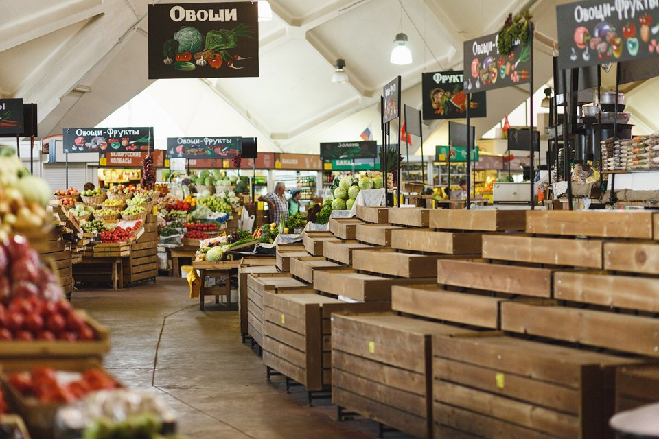 Директор Даниловского рынка Максим Попов: «Рынок за 50 миллионов долларов — дорогое удовольствие». Изображение № 28.