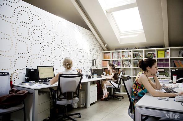 Офис недели: Art Trading Group. Изображение № 18.