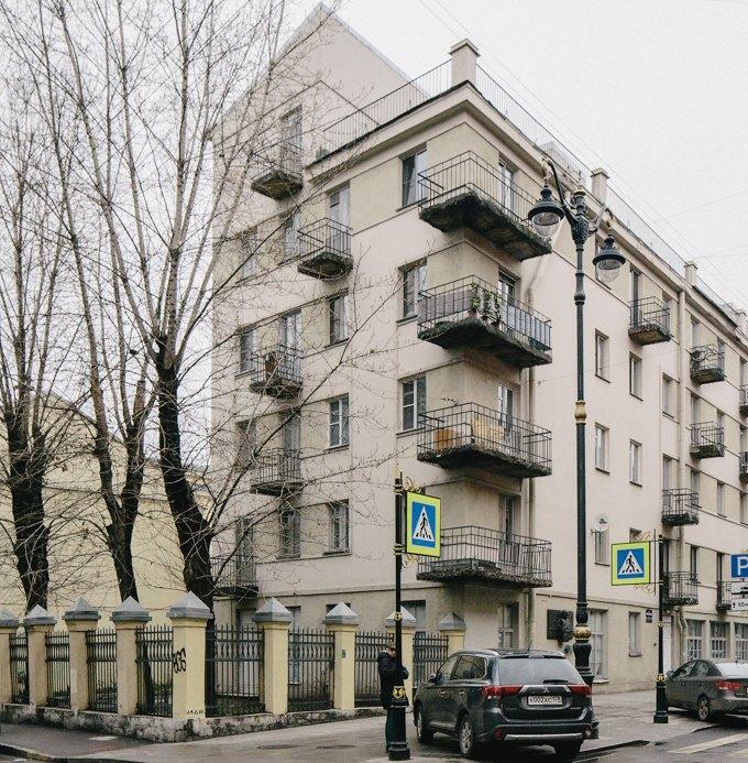 Я живу в«Слезе социализма» (Петербург). Изображение № 2.