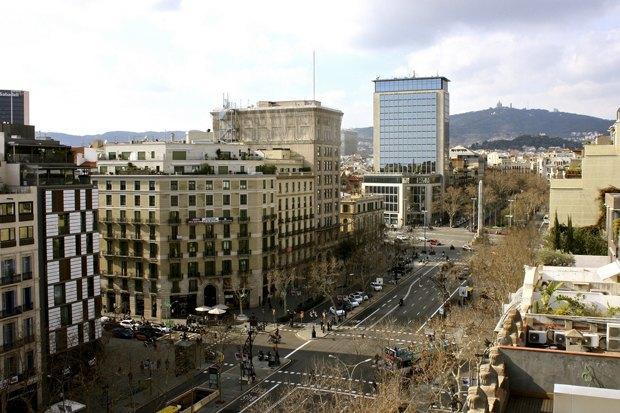 Грасия, независимый каталонский квартал. Изображение № 2.