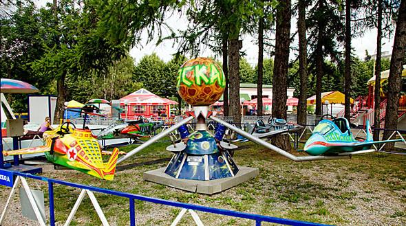 Карусель-карусель: 6 московских парков аттракционов. Изображение № 6.