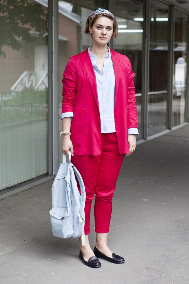 Внешний вид: Екатерина Павелко, директор моды Esquire. Изображение № 1.