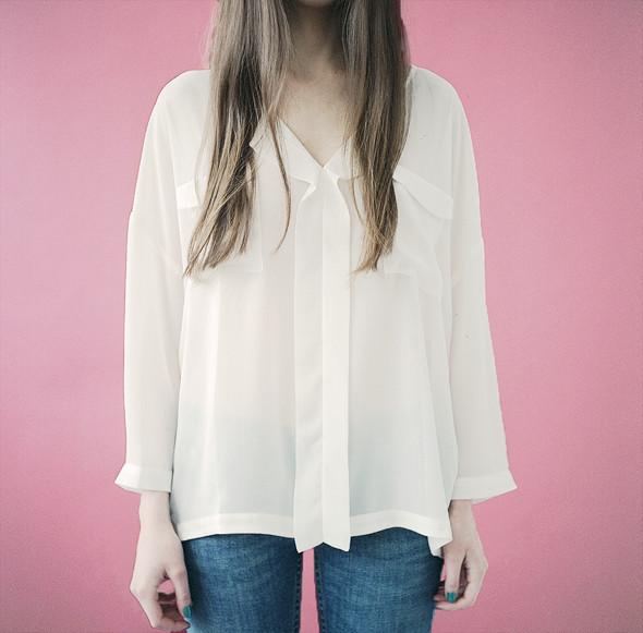 Вещи недели: 12 лёгких блузок. Изображение № 10.