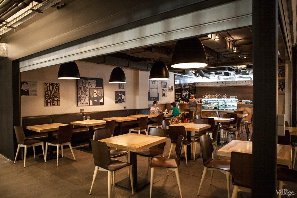 Еда на Artplay: 8 кафе иресторанов. Изображение № 26.