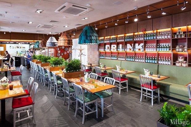 Новое место: Ресторан Italy Bottega. Изображение № 10.