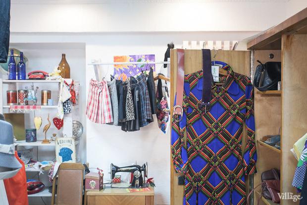 Гид по секонд-хендам и винтажным магазинам: 11 мест в Петербурге. Изображение № 118.