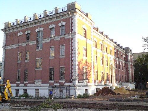 На Можайском Валу нелегально снесли шестидесятилетнее здание. Изображение № 1.