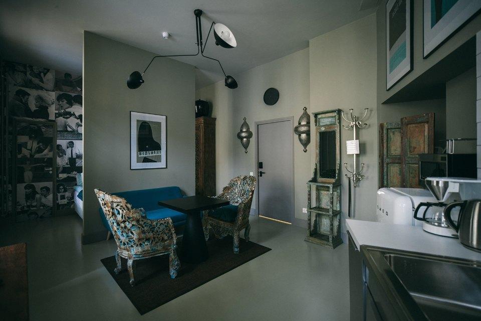Апартаменты петербургского хостела Chao, Mama. Изображение № 10.